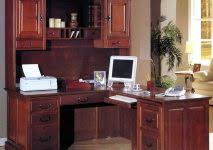 wood computer desk with hutch nice cherry wood computer desk 0 with hutch appealing for home
