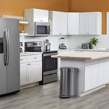 how to secure kitchen base cabinets to wall how to install base cabinets the home depot
