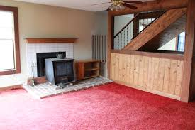 living room u2013 red carpet to be removed stove to be destroyed