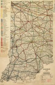 Indiana State Map Vandalia Maps History And Genealogy Of Lake Maxinkuckee