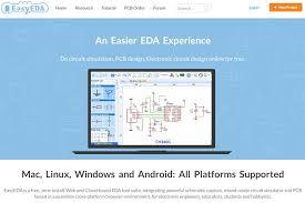 Home Design Software Free Linux Easyeda Alternatives And Similar Websites And Apps Alternativeto Net