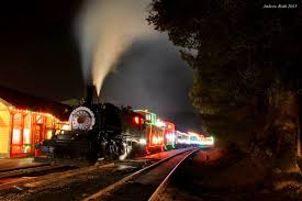 sunol train of lights ncry steam after dark doubleheader on the train of lights youtube