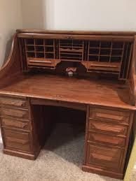 Antique Secretary Desk Value by Antique Cutler American Oak