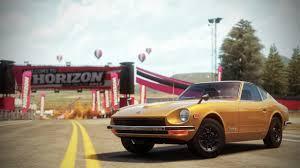 classic nissan z forza horizon cars