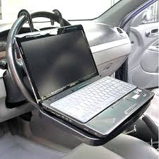 Laptop Help Desk Computer Desk For Car Portable Car Laptop Stand Car Back Seat