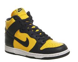 nike siege nike dunk retro varsity maize midnight navy qs his trainers