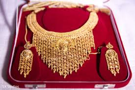 wedding gold sets bridal jewelry in woodbury ny indian wedding by sx studios