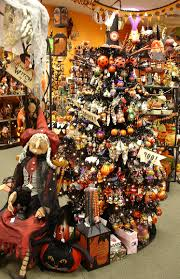 orange halloween tree halloween tree laura irrgang