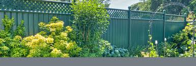 colourfence ireland garden fencing to be proud of
