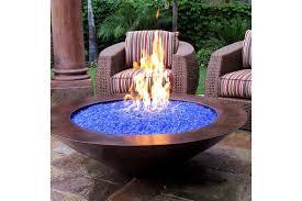Backyard Sitting Area Ideas Natural Gas Fire Pit Ideas For Comfortable Backyard Sitting Area