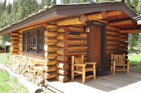 small cabin plans with porch these two small cabins a porch that overlook the fork