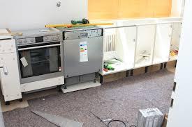 einbau eines geschirrspülers in eine alte küche geschirrreiniger de - Küche Einbauen