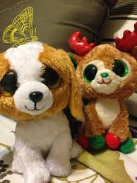 ty beanie boos for christmas tmmgg2013 thrifty mommas tips