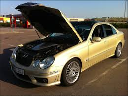mercedes e diesel mercedes e 420 cdi kleemann tuned w pipes fastest