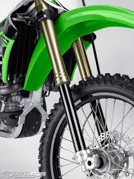 2010 kawasaki kx250f and kx450f first look motorcycle usa