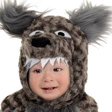 Wolf Costume Toddler Big Bad Wolf Costume By Underwraps Costumes 26107