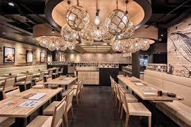 Chandelier Lights Singapore Shokutsuten Restaurant By Arterior Singapore Pte Ltd At Great