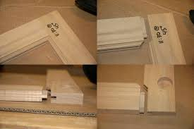 Mortise And Tenon Cabinet Doors Stile And Rail Cabinet Door Details