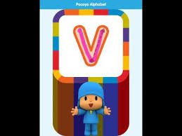 pocoyo alphabet free android apps google play