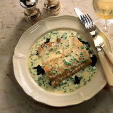 cuisine cookeo filet de poisson aux epinard creme cookeo une délicieuse recette