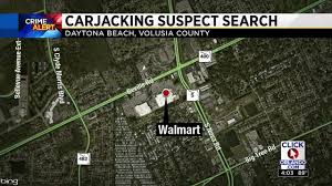 Crime Map Orlando by Carjacking Suspect Search