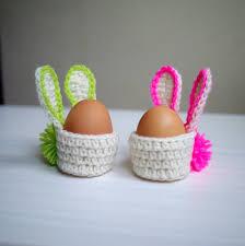 bunny basket eggs crochet pattern easter bunny basket egg cozy egg byaccessorise