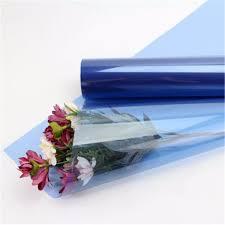 cellophane wrap paper for florist flower gift box basket