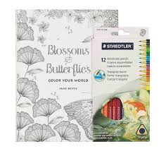blossoms u0026 butterflies mandala coloring book adults includes