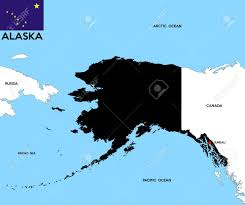 us map w alaska map of the united states of america with alaska interactive map of