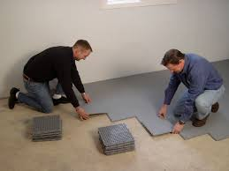 Flooring For Basements by Cold Floors Over Basements How To Create A Warmer Floor Over
