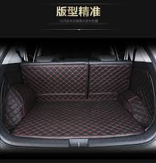 toyota sequoia cargo liner aliexpress com buy auto cargo liner car trunk mat for audi a4l
