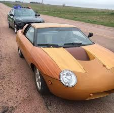 nebraska officer pulls wooden car ny daily news