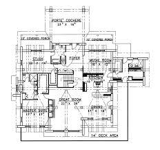 keystone ridge luxury log home plan 088d 0327 house plans and more