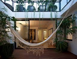 dazzling cacoon hammock vogue tel aviv asian deck decoration ideas