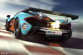 mclaren concept p1 gtr concept pays homage to classic f1 racer