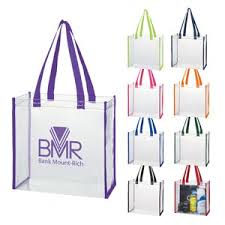 personalized tote bags bulk custom clear tote bags bulk discount prices inkhead