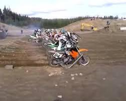 motocross drag racing motocross race starting line fail compilation jukin media