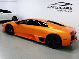 Lamborghini Murcielago Orange - 2008 lamborghini murcielago lp640 coupe
