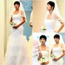 wedding dress drama korea wedding dress design ideas in korean drama wedding dresses