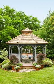 Gazebo Design Ideas Flower Boxes Backyard And Box - Gazebo designs for backyards