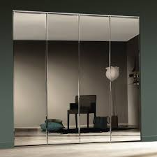 Mirror Bifold Closet Door Frameless Mirror Bifold Closet Doors Regarding Size 1000 X 1000