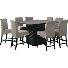 contemporary counter height table counter height dining kitchen tables modern contemporary