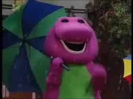 Barney Meme - rain drop drop top barney migos bad and boujee meme parody youtube