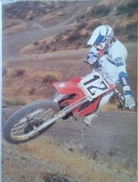 ama motocross membership 1987 rick ryan cr250 dayton winner 3 for vital mx member