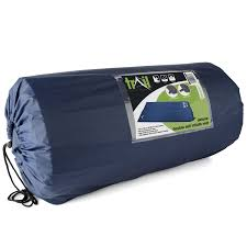 double self inflating camping mat inflatable roll mattress bed