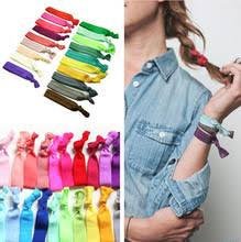 ribbon hair ties hair ties elastic promotion shop for promotional hair ties elastic