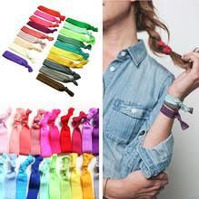 ribbon hair ties hair ties elastic promotion shop for promotional hair ties elastic