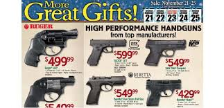 bass pro shops black friday 2012 ad scan with firearms only free