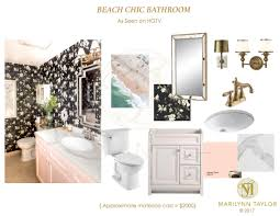 beach chic bathroom brightpulse us
