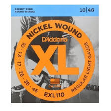 light electric guitar strings bajaao com buy d addario exl110 nickel regular light electric